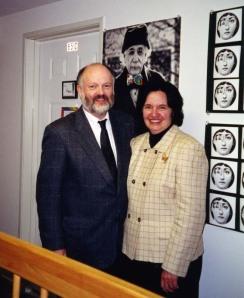 Ray and Nancy Benoit
