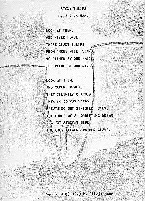 """""""Stony Tulips"""" by Alicja Mann"""