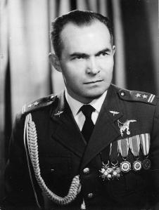 My father Kazimierz Pieniazek, circa 1960