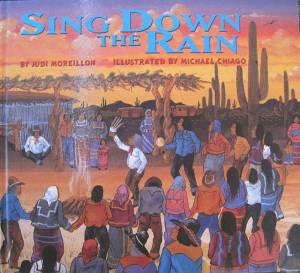 Cover of Sing Down the Rain