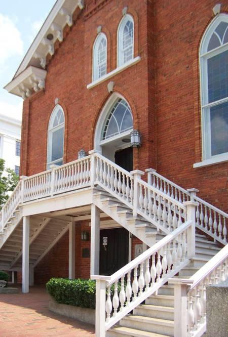 Kng Memorial Baptist Church, Montgomery AL