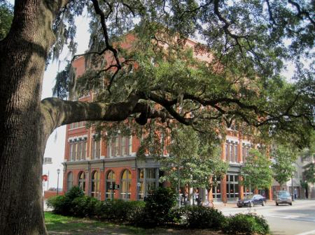Wright Square, Savannah, GA