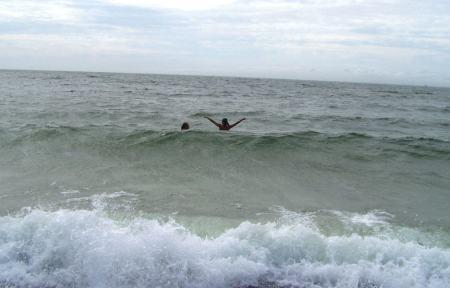 Joy of the Mermaids - Cape Cod, Massachusetts - photo by Alicja Mann