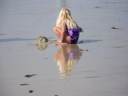 Little Mermaid - Cape Cod, Massachusetts - photo by Alicja Mann