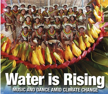 """UA Presents"" flyer for ""Water is Rising"""