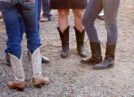 Boots meeting