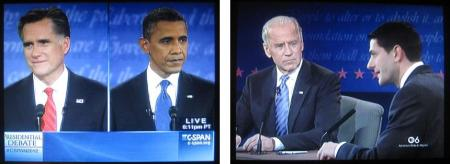 2012 presidential and vice-presidential debates