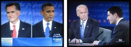 2012 presidential and vice-presidential debates