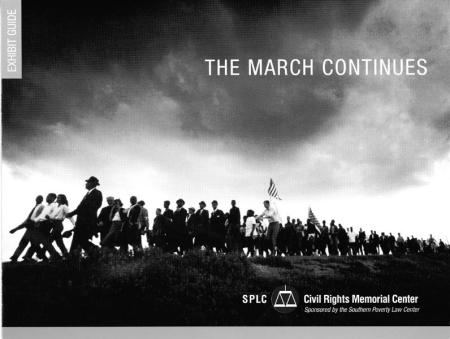 "Cover of ""The March Continues"" from Southern Poverty Law Center"