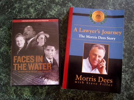 """Faces in the Water"" video, and ""A Lawyer's Journey: by Morris Dees"