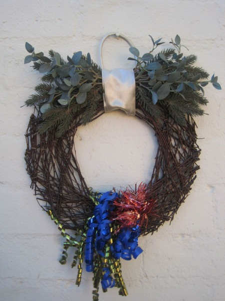 12) Winter Wreath