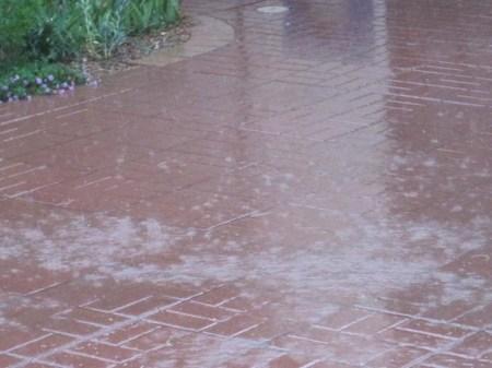 7B) Monsoon Rain