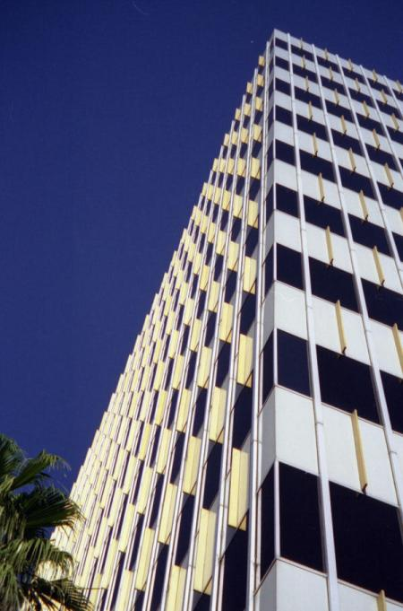 Tall business building in Tucson