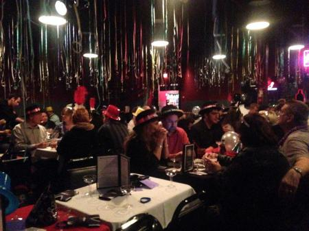 Comedy Club at New Year's Eve