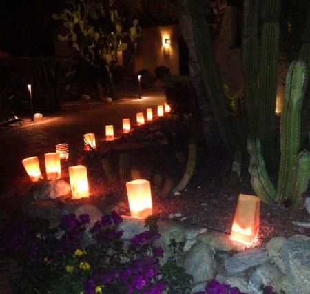 Luminaries in Tucson